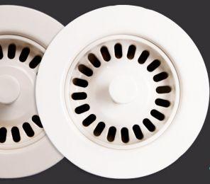 Disposal Flange White